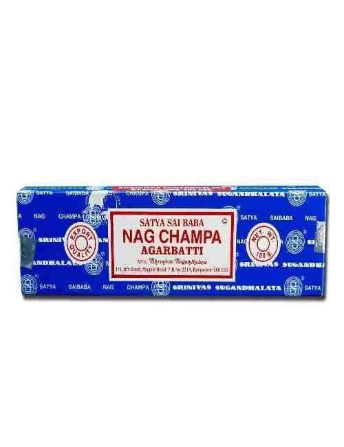 Incienso Nag Champa para un agradable sensación de relax a tu hogar