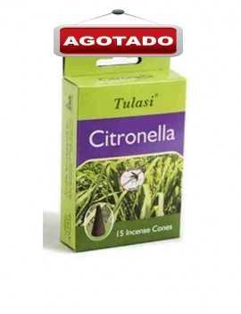 Incienso en Conos aroma Cintronela te encantara