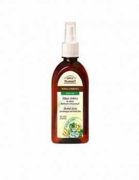 Elixir Serum Natural para Cabellos Quebradizos y Dañados