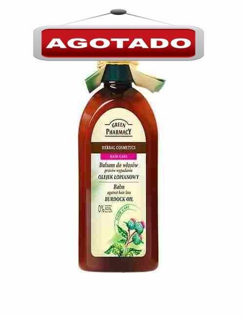 Acondicionador Natural Anti-Caída con Aceite de Bardana