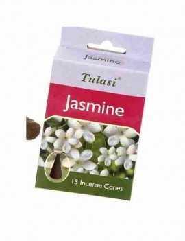 Incienso en formato cono aroma Jazmín aporta un aroma y una sensación de paz a tu hogar