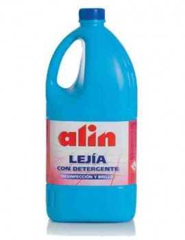 Lejia con detergente alin 2l