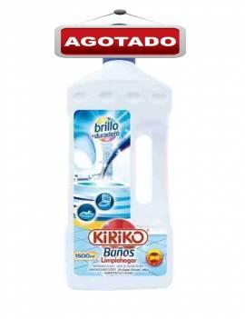 Limpiador de Baño limpia y desinfecta tu Baño marca Kiriko