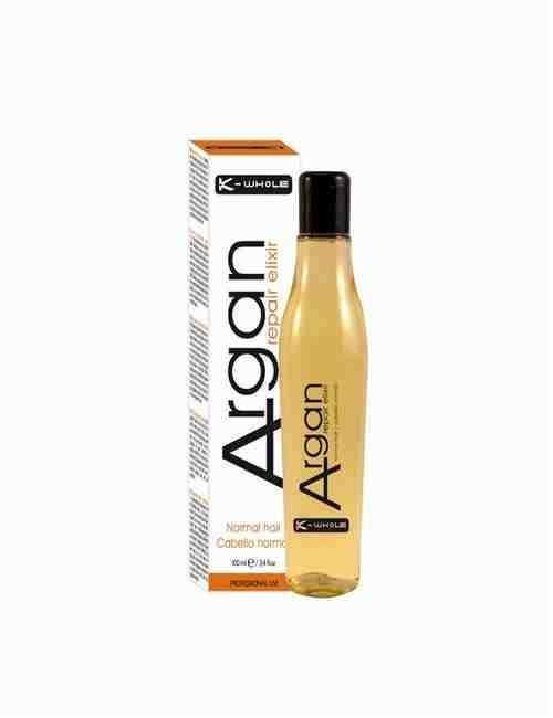 Aceite Capilar de Argan para cabellos Normales