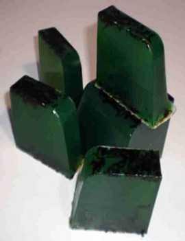 Jabón para todo el cuerpo y cara de glicerina con Te Verde