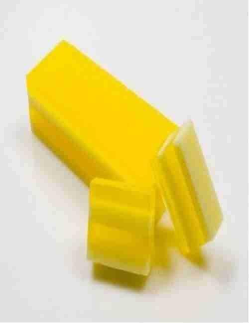 Jabón para todo el cuerpo y cara de glicerina con Limon