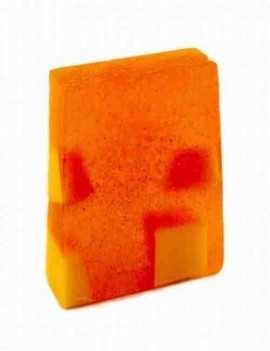 Jabón para todo el cuerpo y cara de glicerina con Mango y Albaricoque