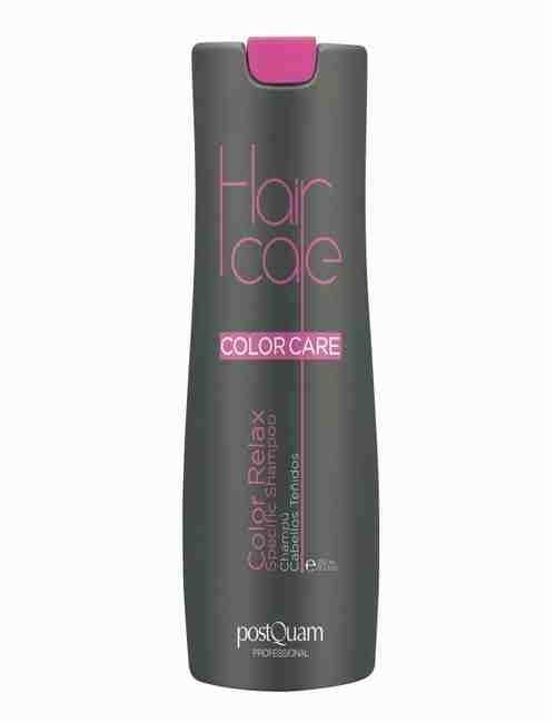 Champú para cabellos teñidos profesional de peluquería Postquam 500 ml