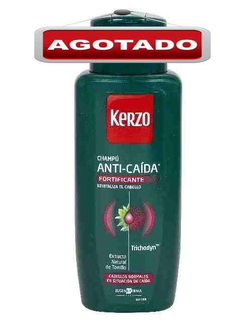 Champú Anti Caída Fortificante marca Kerzo
