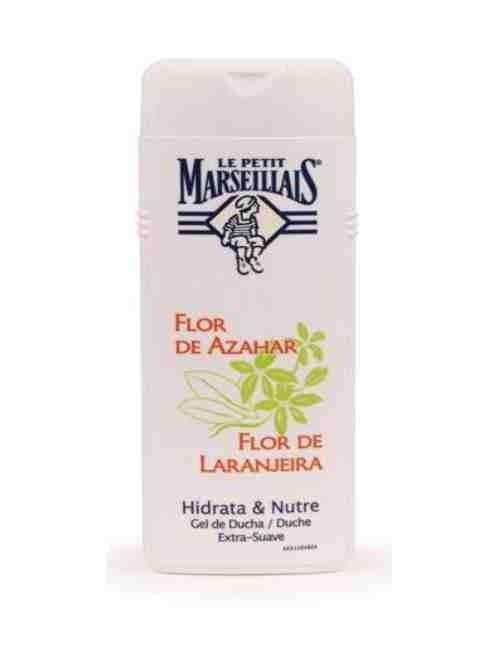 Gel de Ducha con aroma a Flor de Azahar marca Marseillais
