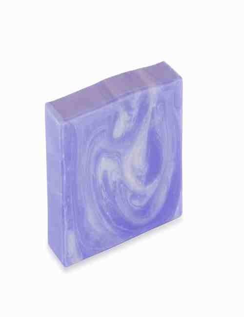 Jabón compuesto de Aceite de oliva y Lavanda cuida tu piel al máximo
