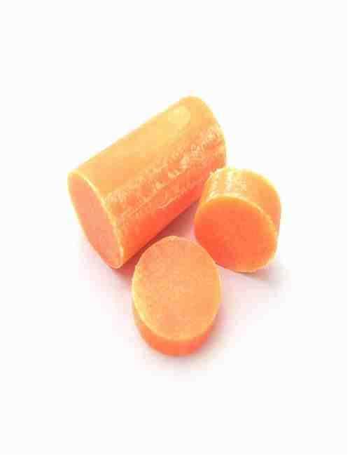 Jabón con esponja natural de Naranja