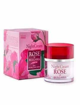 Crema de cara para noche Nutritiva de Rosa de Bulgaria