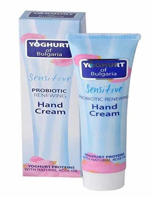 Crema de Manos regenera tu piel con Probiótico cuida tus manos al máximo