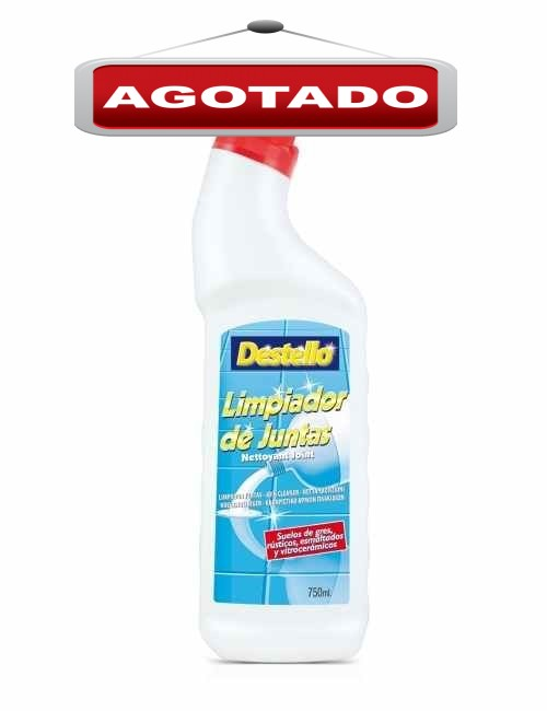 Limpia Juntas para el hogar marca Destello