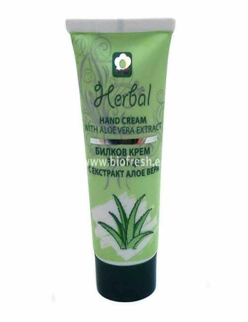 Crema de Manos con Aloe Vera para un gran cuidado