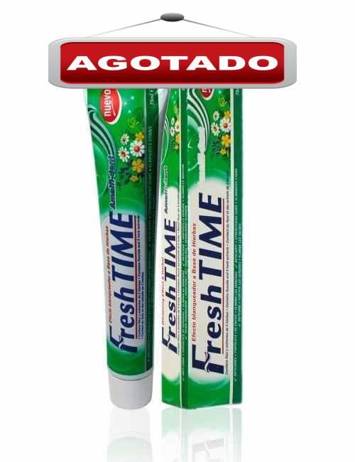 Dentífrico Dental para unos dientes sanos y blancos
