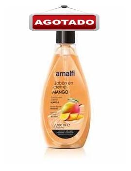 Jabon de Manos aroma a Mango marca Amalfi