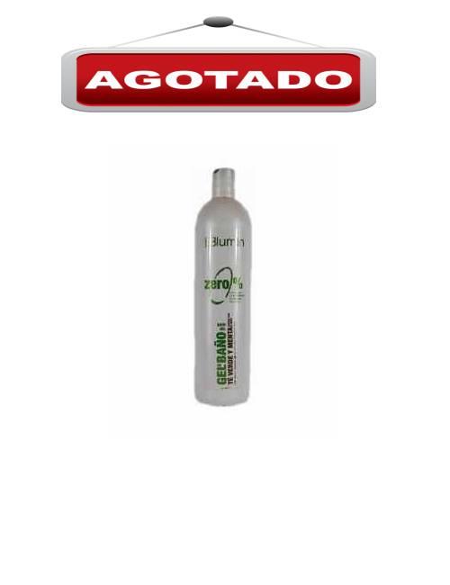Gel de Ducha maraca Blumin aroma a Te Verde y Menta contiene 1 litro