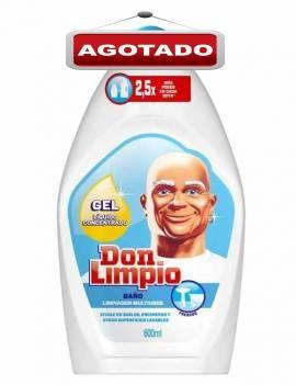 Don Limpio Baño 600 ml