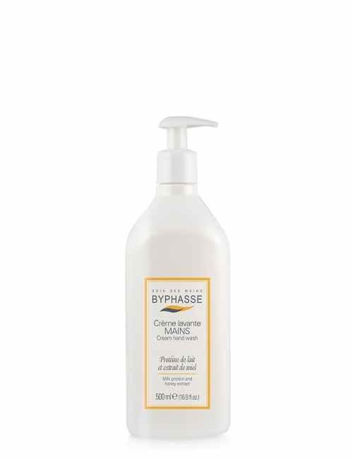 Jabon de Manos con Miel cuidado y higiene para tus manos marca Byphasse