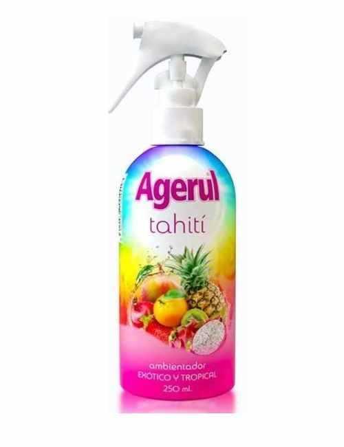 Ambientador para hogar aroma a Tahiti Tropical en spray dará una sensación de frescor
