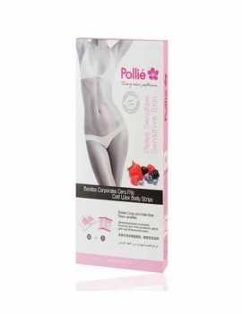 Bandas Depilatorias para el cuerpo marca Pollie