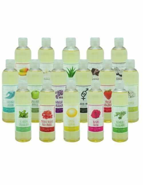 Aceite Corporal con variedad de aromas a elegir tu dejara la piel hidratada y con un agradable aroma