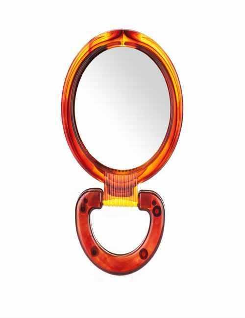 Espejo de doble cara con aumento tamaño pequeño
