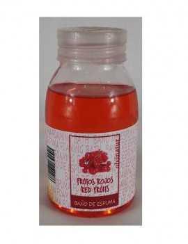 Espuma de Baño con aroma a Frutos Rojos para un baño relajante