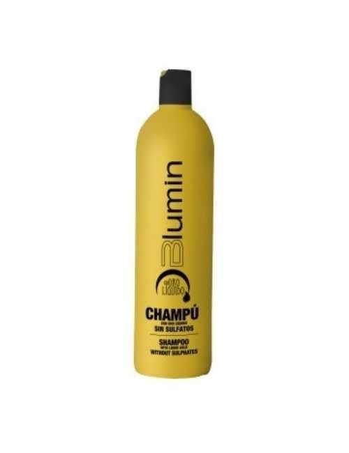 Champu Oro Liquido para un cuidado extremo para tu cabello marca Blumin