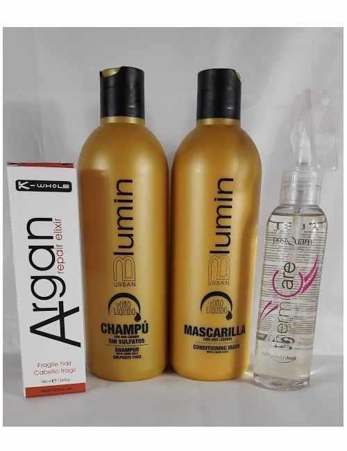 Pack regalo completo para el cuidado del cabello