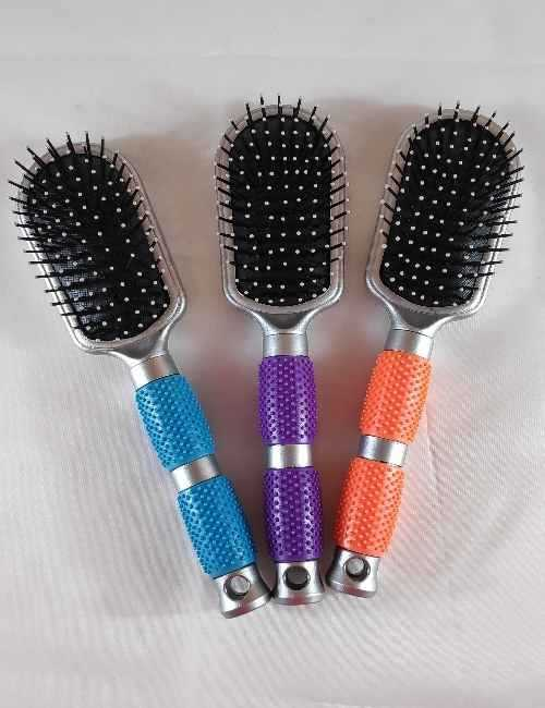 Cepillo de pelo en forma Ovalado