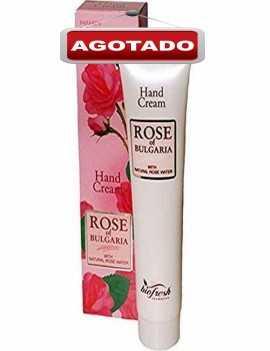 Crema de Manos con Rosa de Bulgaria cuida tus manos al máximo