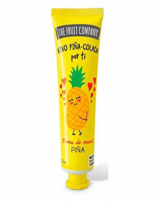 Crema de Manos con aroma a Piña te encantara
