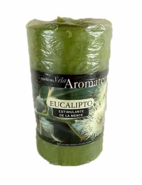 Vela Aromática en formato Taco con aroma a Eucalipto