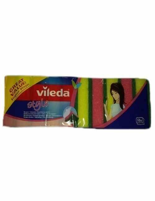 Esponja de estropajo marca Vileda