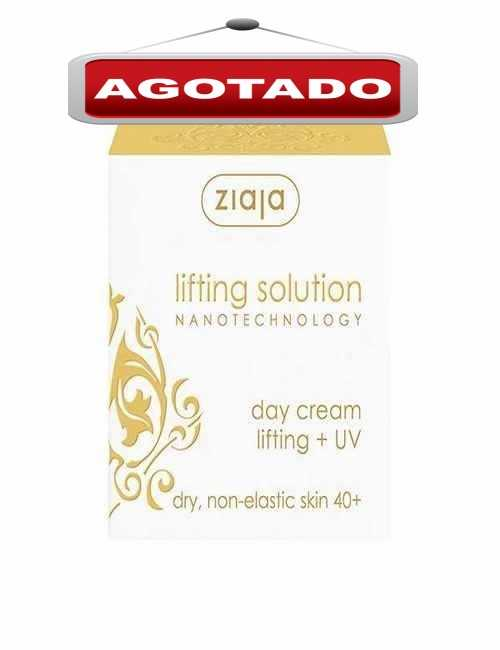 Crema Cara de Día Acción Antiedad Lifting + UV