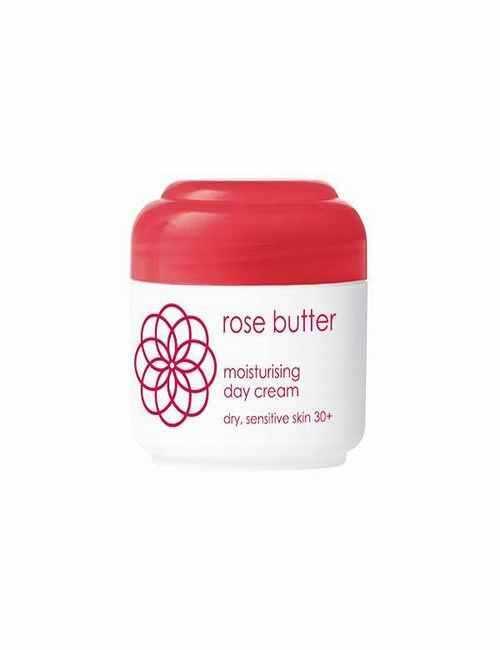Crema de Día con Manteca de Rosa