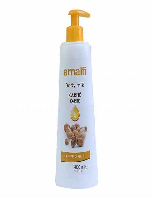 Crema Corporal Body Milk de Karite
