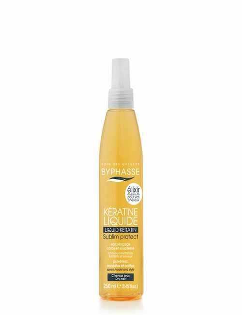 Queratina Liquida para cabellos secos cuida tu cabello en profundidad