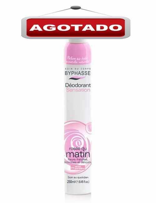 Desodorante en spray para mujer aroma Rocio de la Mañana