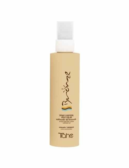 Post Solar en formato Spray marca Tahe