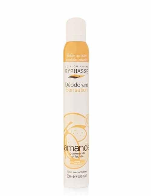 Desodorante en spray para mujer aroma a Almendras Dulces