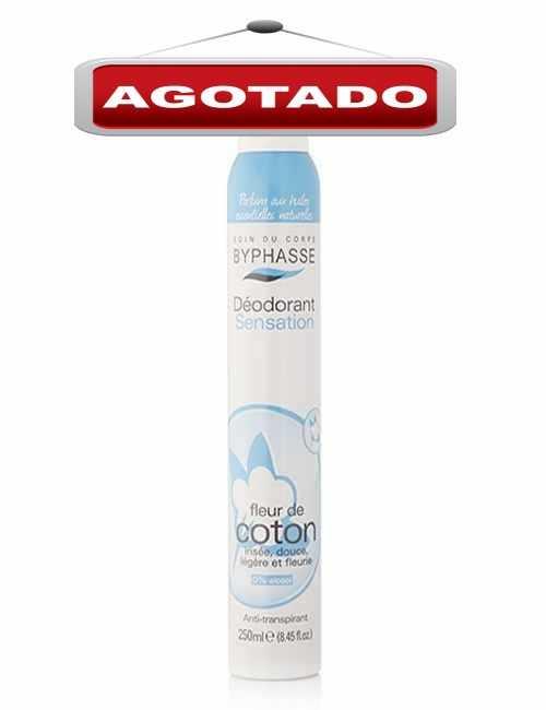 Desodorante en spray para mujer aroma a Flor de Algodón
