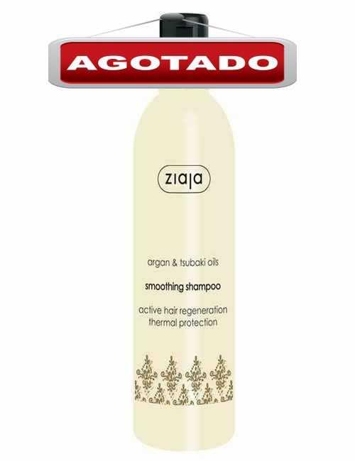 Champu Nutritivo de Argan