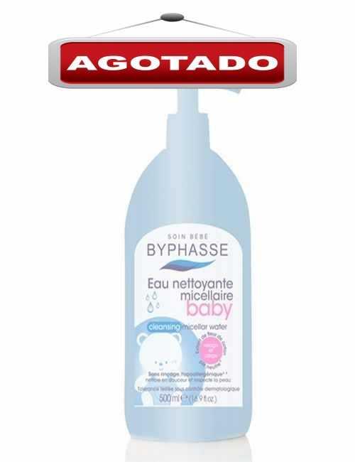 Agua Micelar Limpiadora para bebe