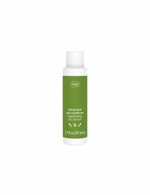 Acondicionador de cabello formato viaje de aceite de oliva