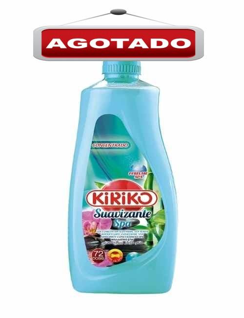 Suavizante para el cuidado y frescor de la ropa aroma Spa