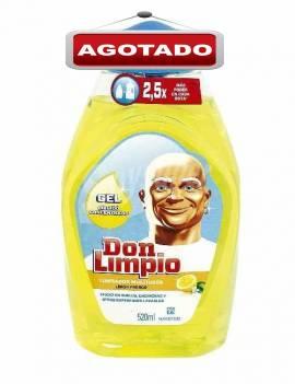 Don Limpio Limon Fresco Gel...